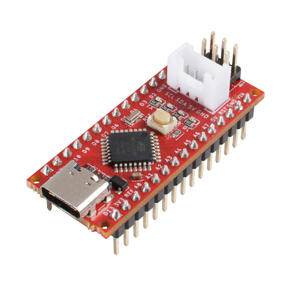 Seeeduino Nano Atmega328P 8-bit AVR Microcontroller with Grove Connector I2C Development Board