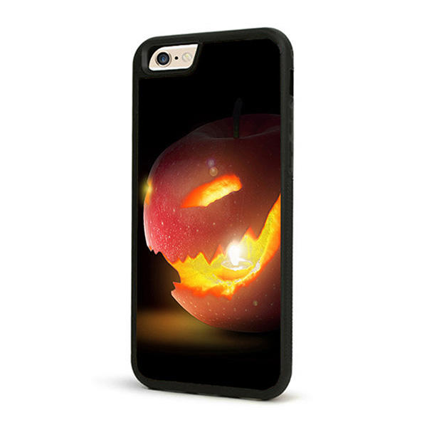 Fancy Halloween Protective TPU Rubber Cover Soft Case For iPhone 6 6S