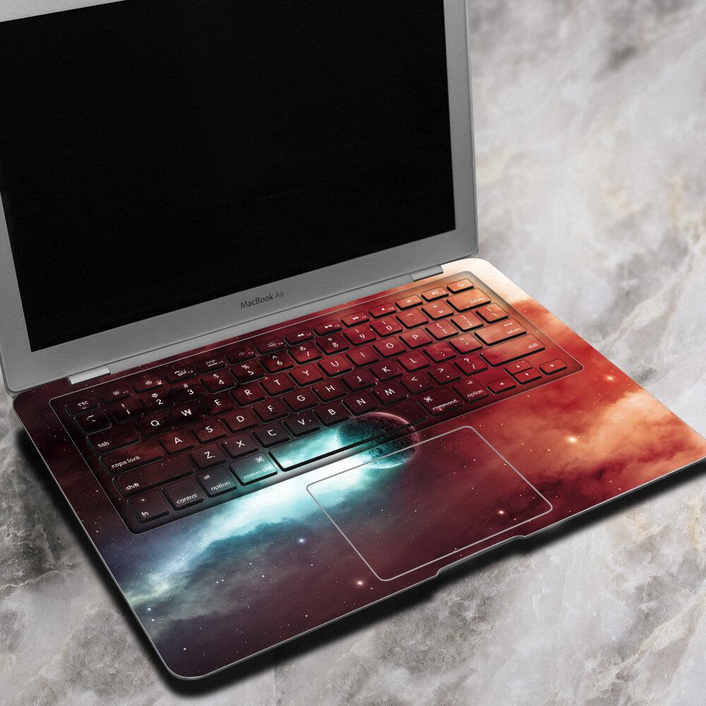 PAG Light Speed Surpass Laptop Dekal Sticker Bubble Free Selvklebende For Macbook Air 13 tommer