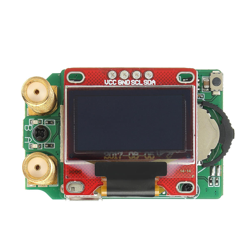 Realacc RX5808-PRO-PLUS-OSD 5 8Ghz 48CH FPV Receiver Achilles Open Source  For Fatshark Goggles