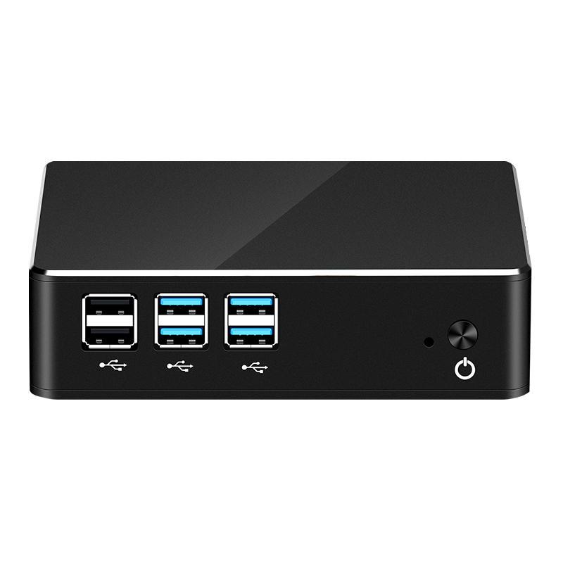 XCY X35 Mini PC Intel Core I5 7200U 8GB+120GB/8GB+240GB Windows 10 Intel HD Graphics 620 2.50GHz Mini Computer 4K Support HDMI VGA MSATA 300M WiFi 1000M LAN