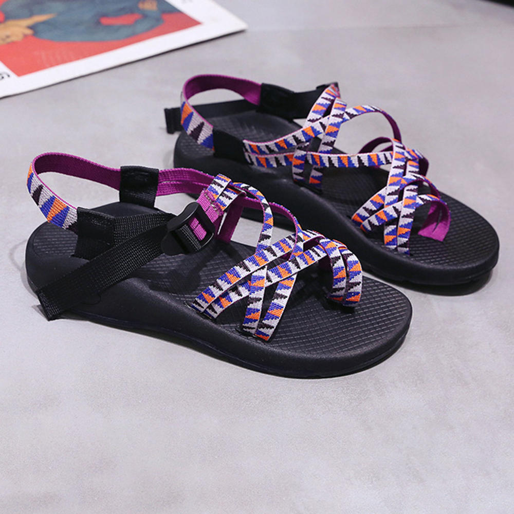 Women Flat Outdoor Casual Walking Sandals фото