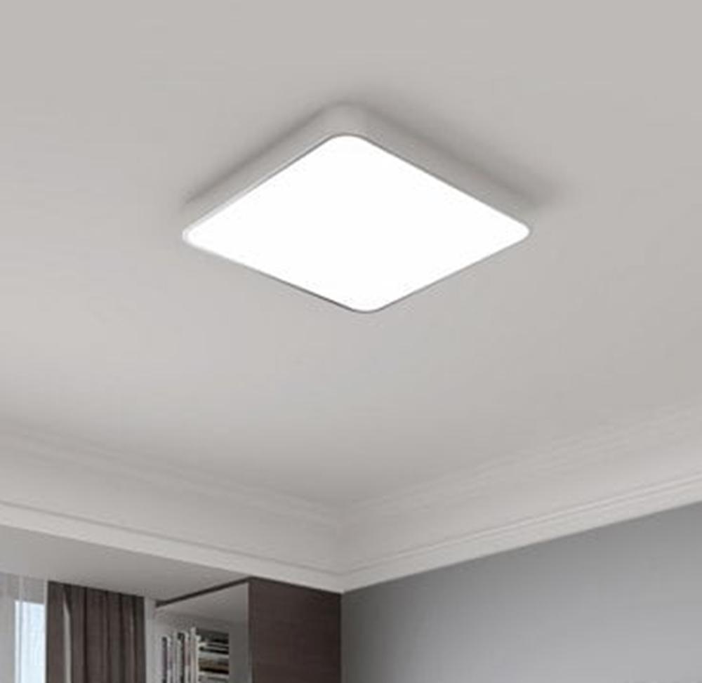 Yeelight Smart Square Remote bluetooth APP Control LED Ceiling Light 50x50CM AC110-240V (Xiaomi Ecosystem Product)