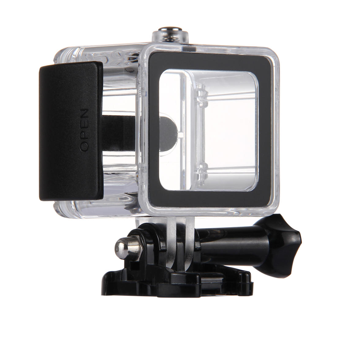 PULUZ PU218 Shockproof Protective Diving Shell Waterproof Camera Housing Diving Case Cover For GoPro HERO 4 HERO 5 Session