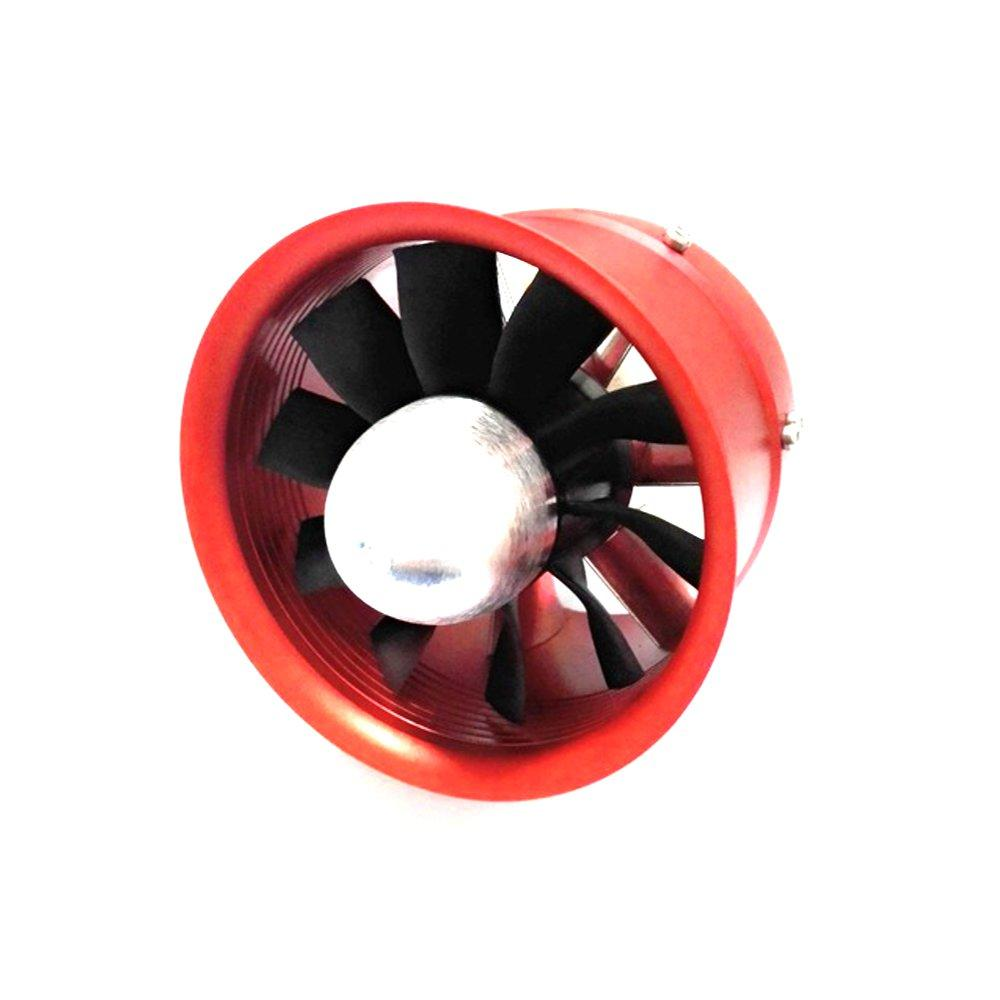 Racerstar 70mm 10 Blades EDF Unit With B2970 KV3000 Brushless Inrunner Motor 1340W 4S For RC Airplane