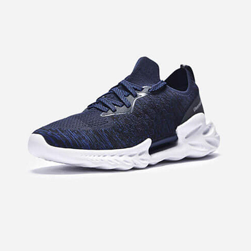 f85728cf91bc ULEEMARK Dragon Scale Pattern Men Sneakers Lightweight Breathable Non-slip  Outdoor Sports Running Shoes from xiaomi youpin