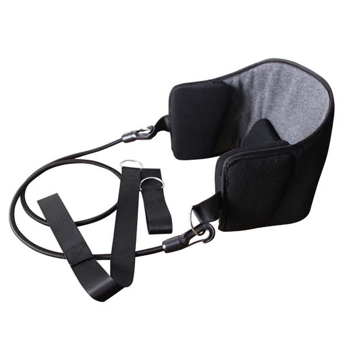 Neck Traction Hammock For Head And Neck Pain Relief Relaxation Blood Circulation