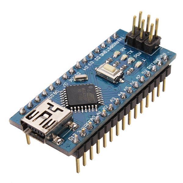 Geekcreit® 5Pcs ATmega328P Arduino Compatible Nano V3 Module Improved Version No Cable