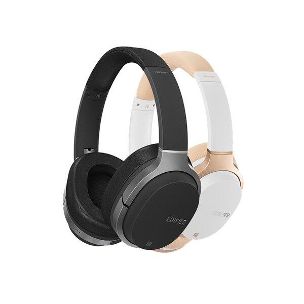 Edifier W830BT bluetooth 4.1 Nirkabel HIFI Headphone Kebisingan Isolasi Dengan Dukungan Mic NFC AUX