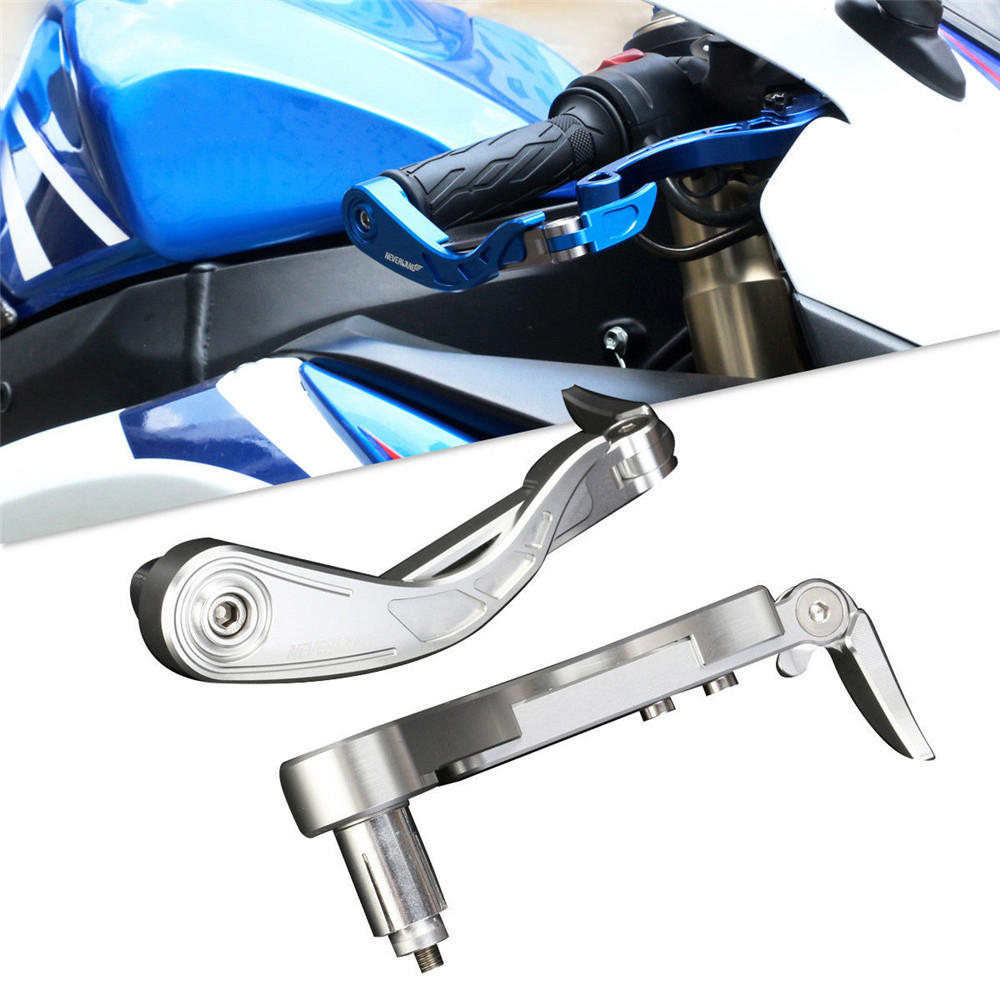 NEVERLAND Motorcycle 3D Lever Guard Protector 22mm 7/8