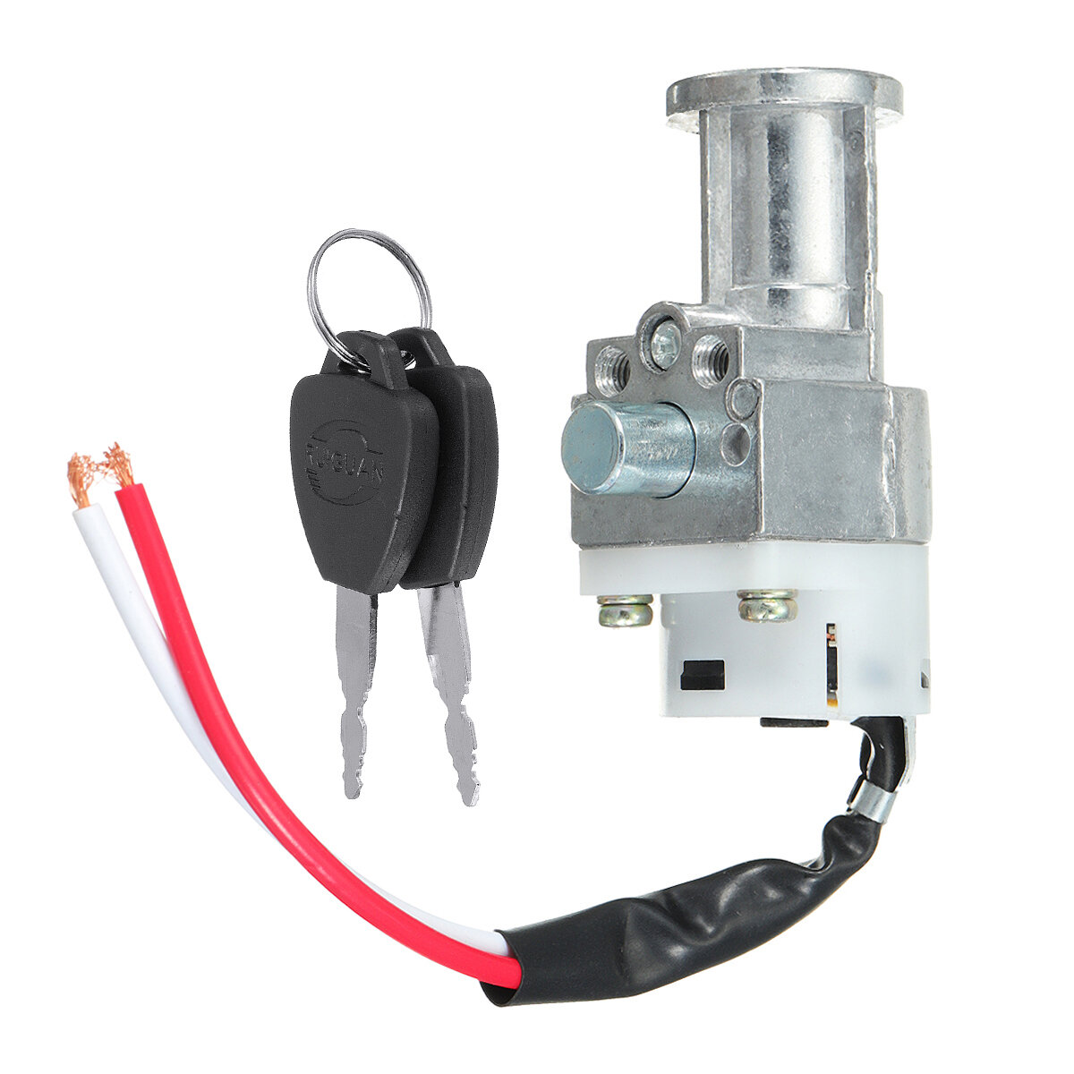 Is Only One Wire From Ignition Switch To The Ignition Coil And Module
