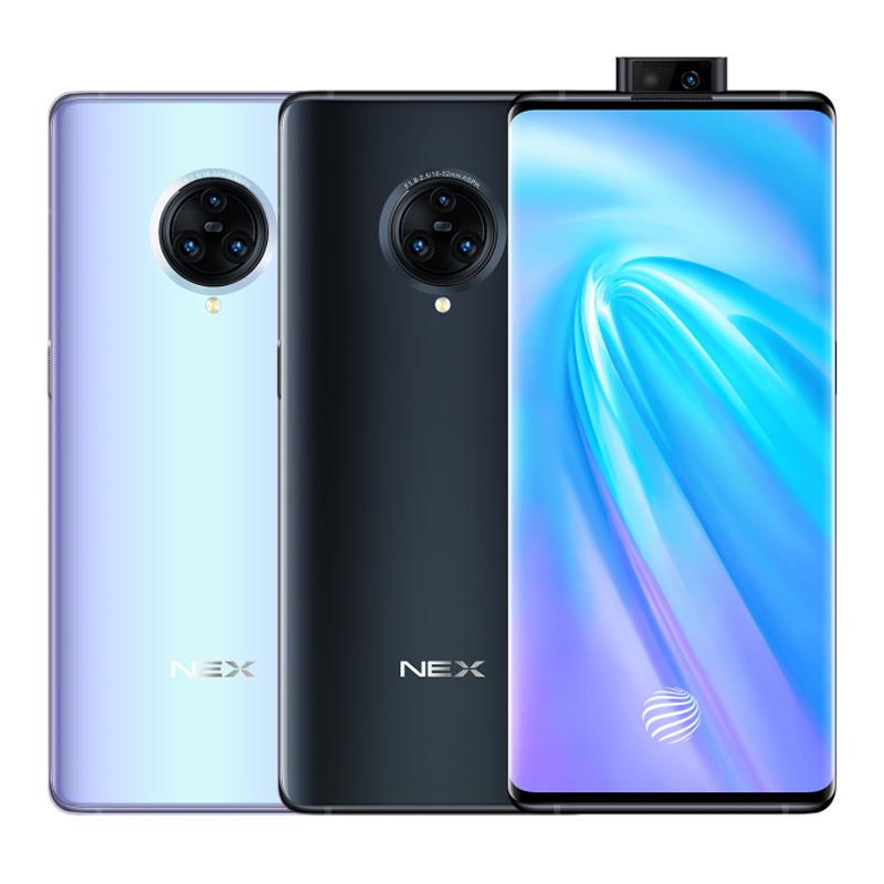 VIVO NEX 3 4G Version 6.89 inch Super AMOLED 64MP Triple Rear Camera NFC 8GB 128GB Snapdragon 855 Plus Octa core 4G Smartphone