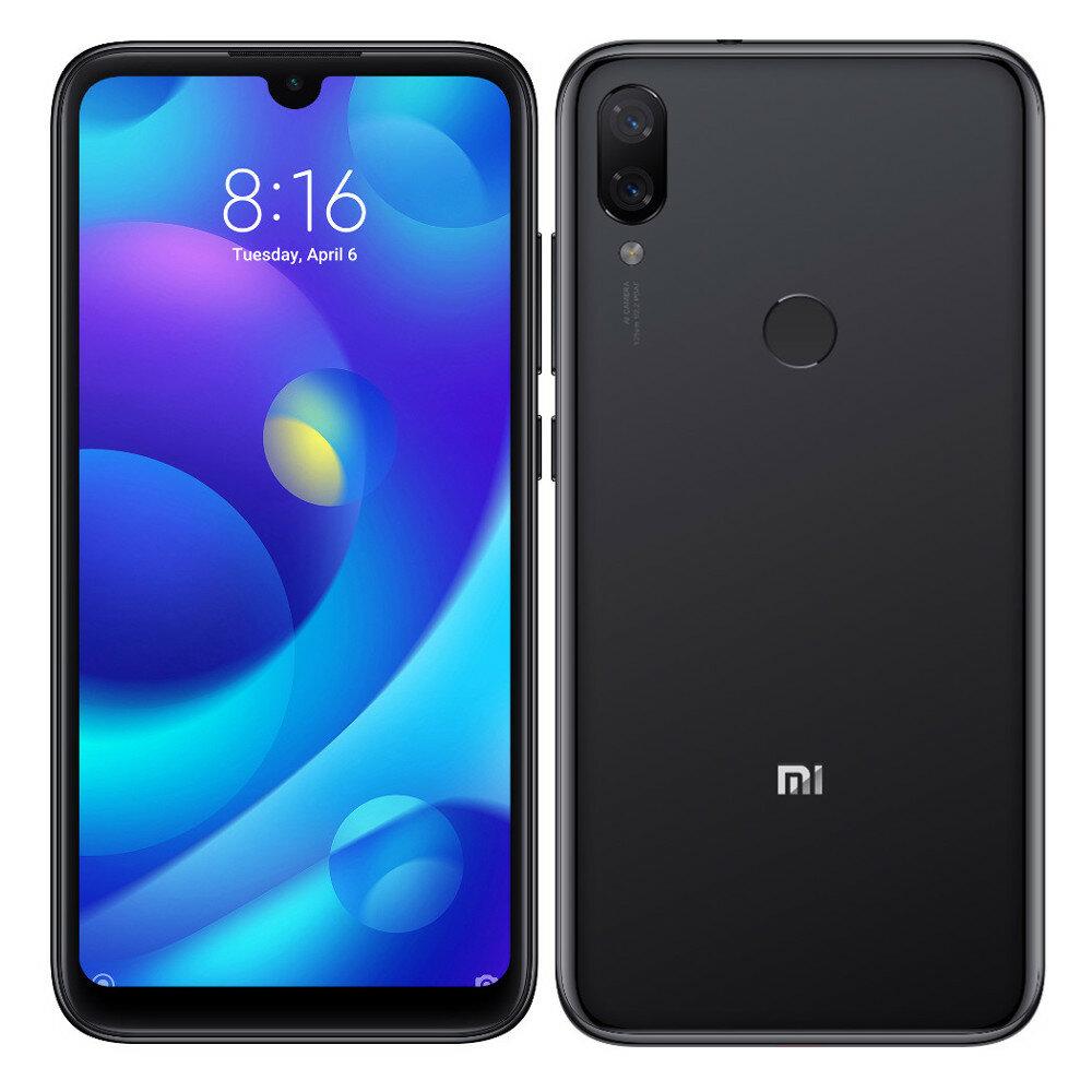 Xiaomi Mi Play Global Version 5.84 inch 4GB RAM 64GB ROM MTK Helio P35 Octa core 4G SmartphoneSmartphonesfromMobile Phones & Accessorieson banggood.com