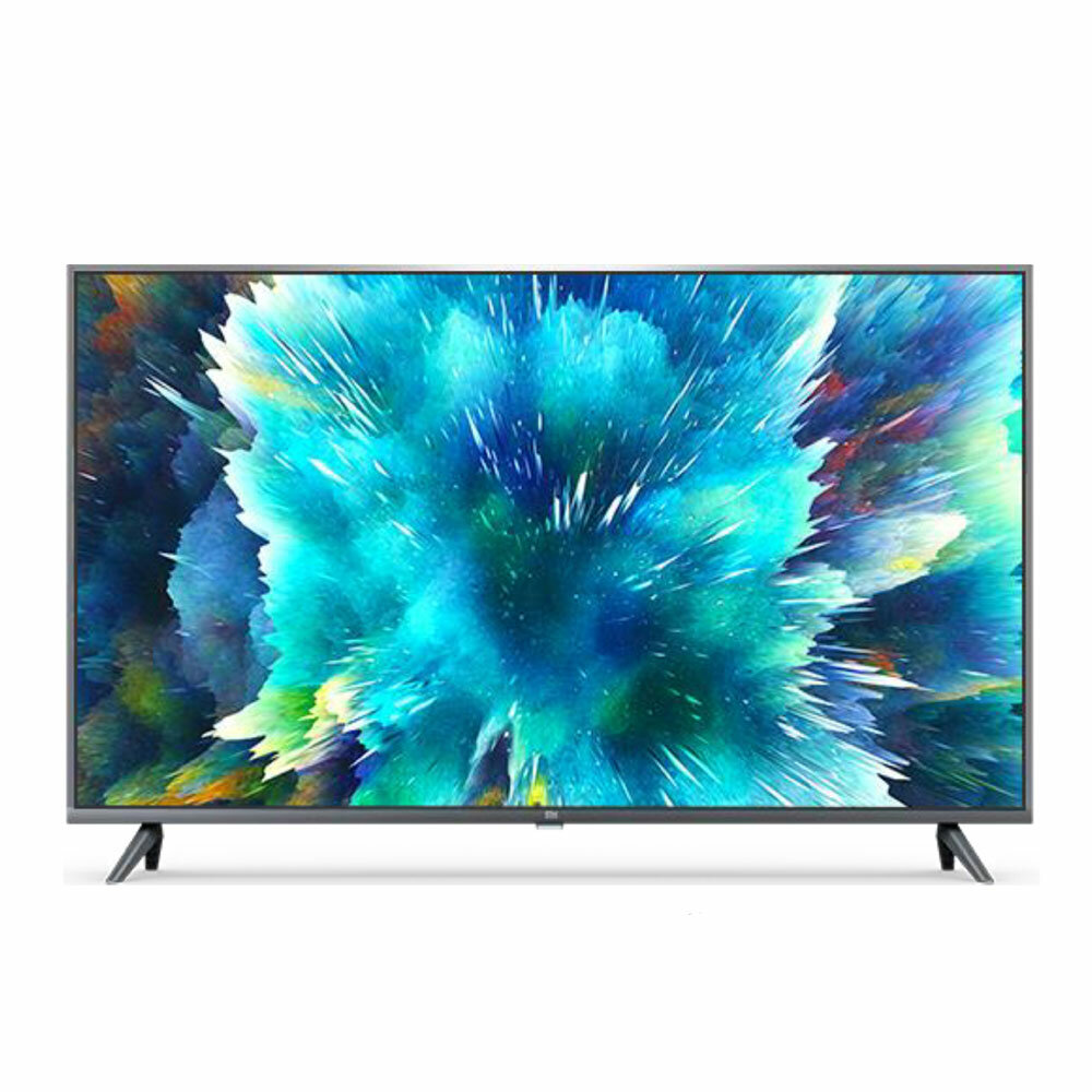 Xiaomi Mi TV 4S 43 Inch Voice Control DVB T2C 2GB RAM 8GB ROM 5G WIFI bluetooth 4.2 Android 9.0 4K UHD Smart TV Television International Version