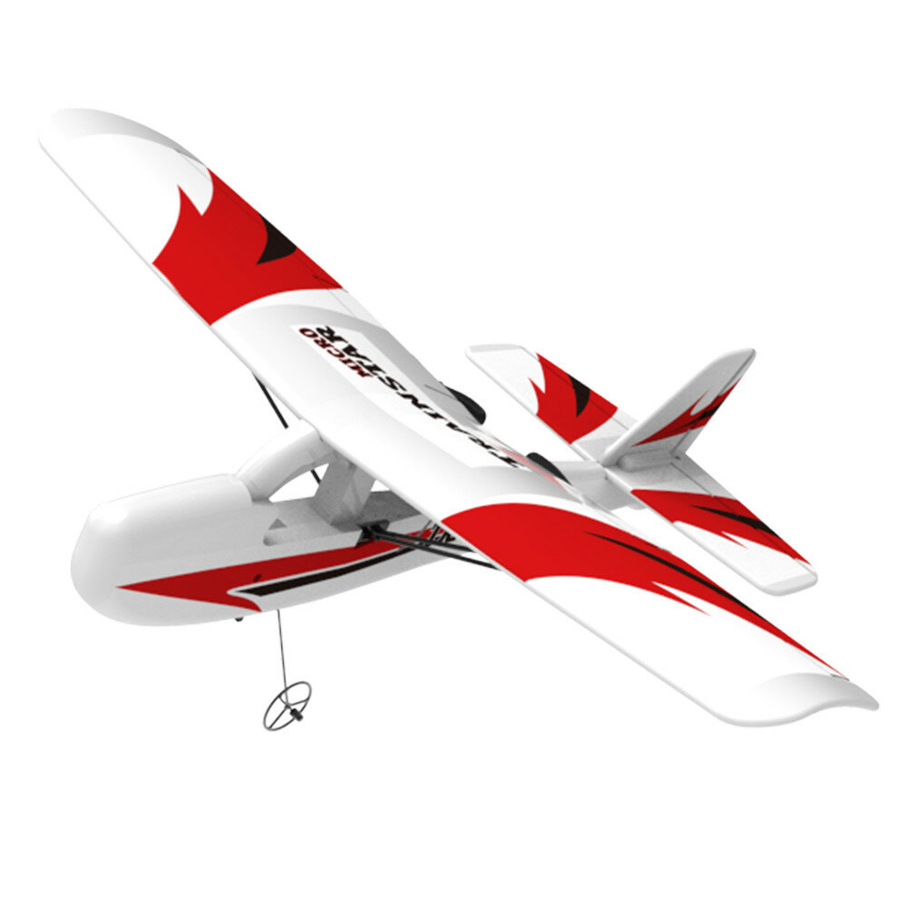 Volantex Traninstar Micro 781-2 200mm Wingspan EPP RC Airplane Fixed Wing with 2.4GHz 2CH Remote Control RTF фото