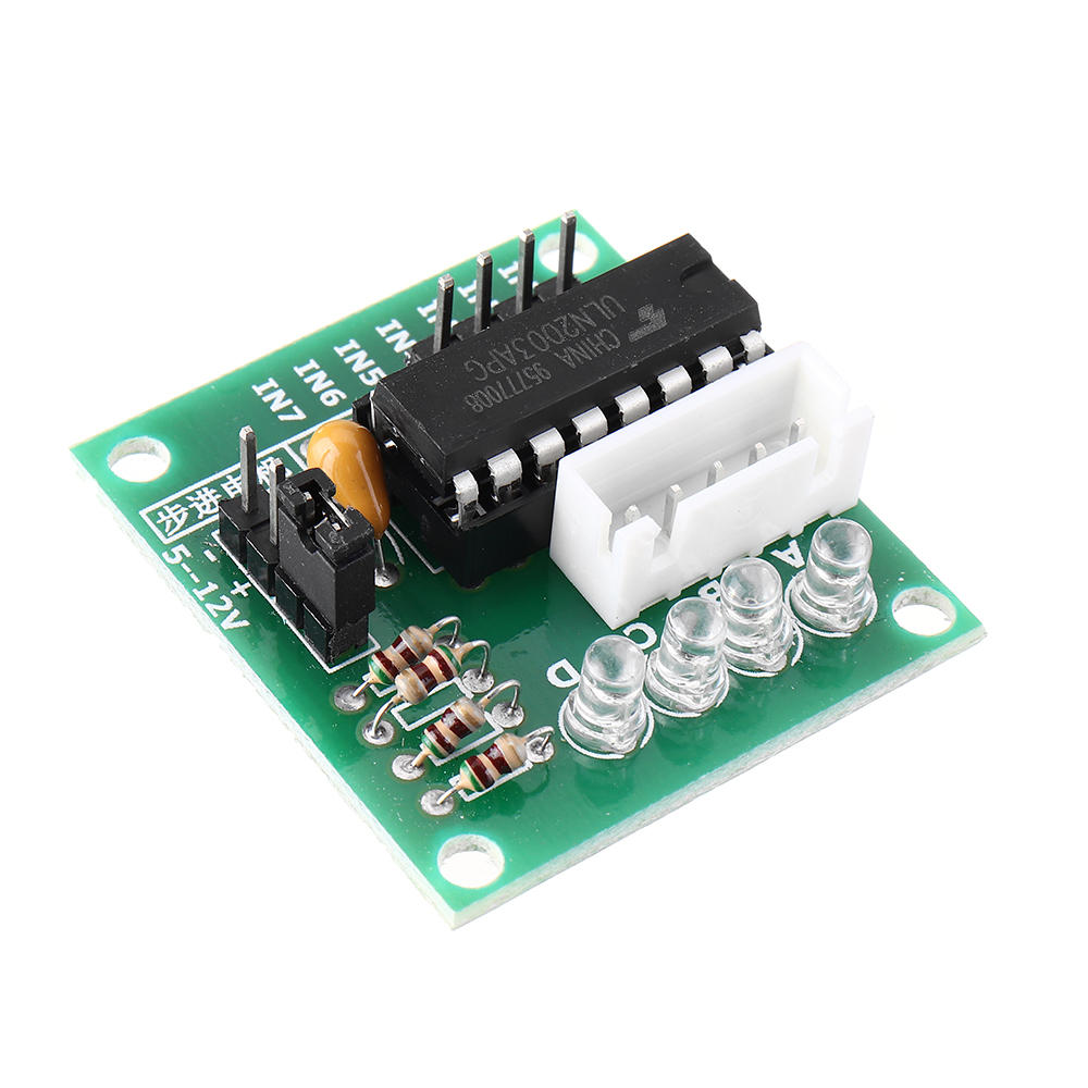 20pcs ULN2003 Stepper Motor Driver Board Test Module Geekcreit for Arduino - products that work with official Arduino bo