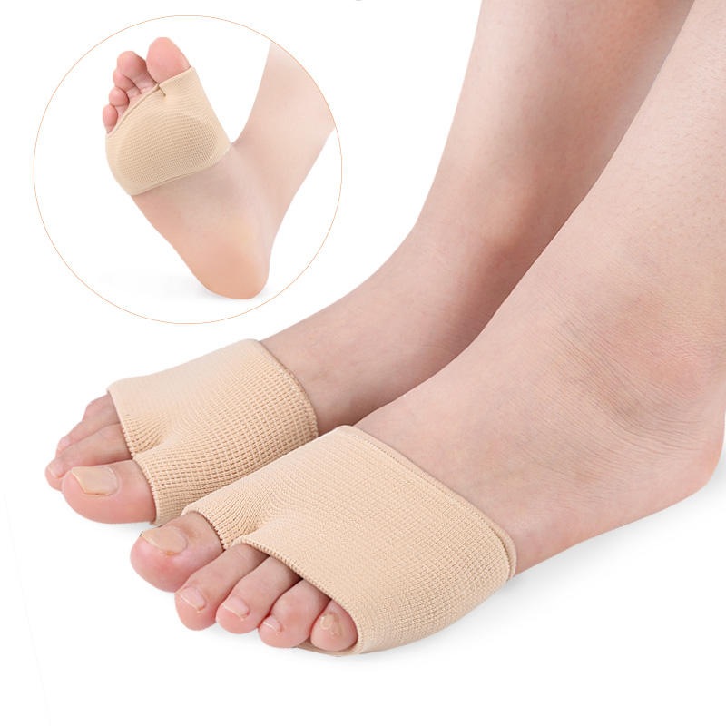 Thread Thumb Valgus Nursing Cover Thickening Soft Thumb Protective Cover High-heeled Shoe Front Palm Cushion Protector