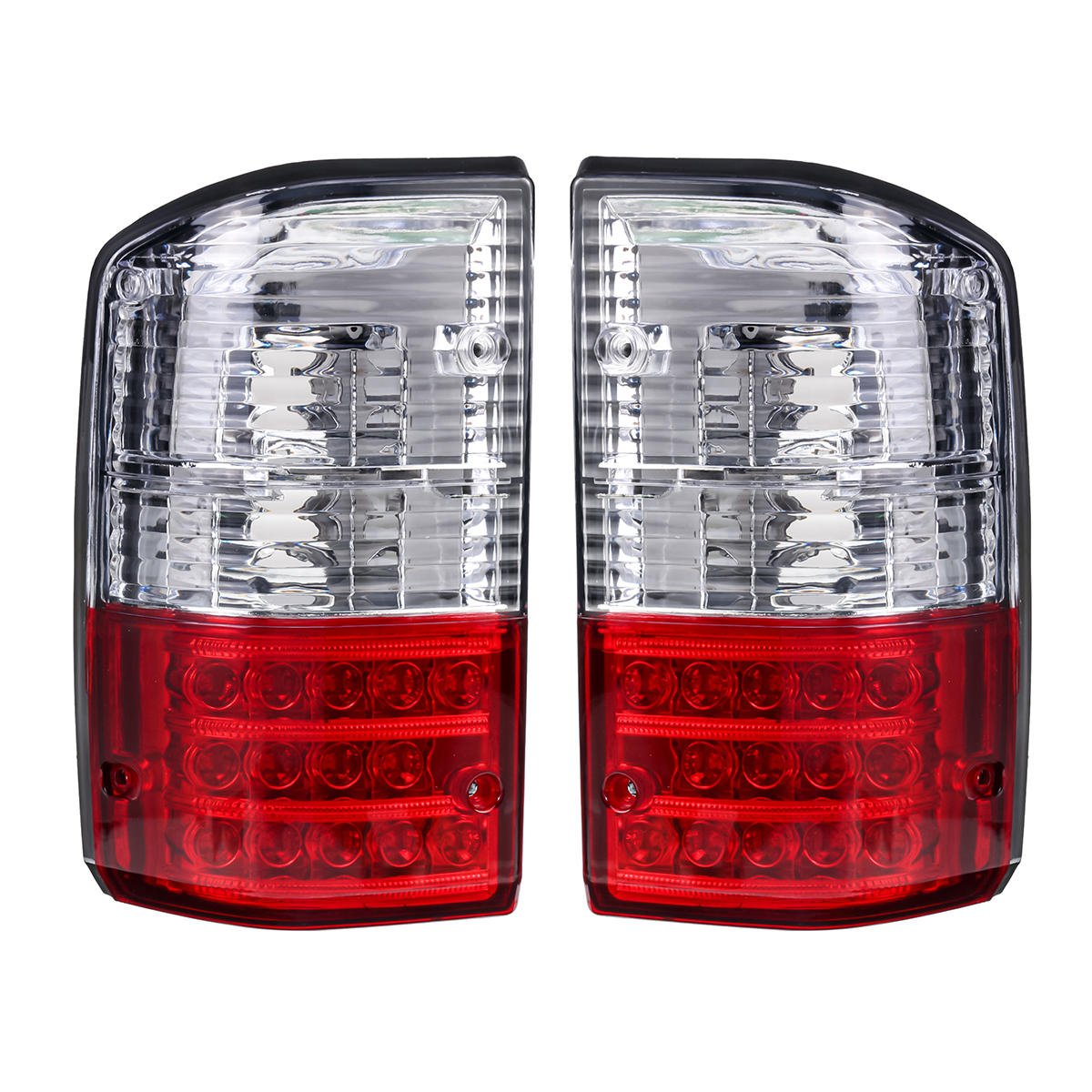 Car Left/Right Rear Tail Turn Signal Light Brake Lamp For Nissan Patrol GQ 1988-1997 Series 1 2