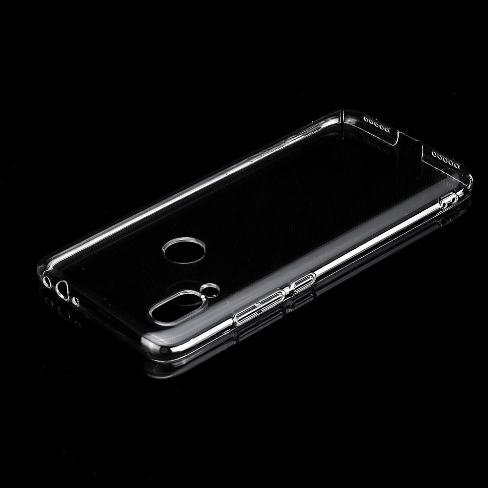 Bakeey Transparent Wear-resisting PC Hard Protective Case For Xiaomi Redmi 7 фото