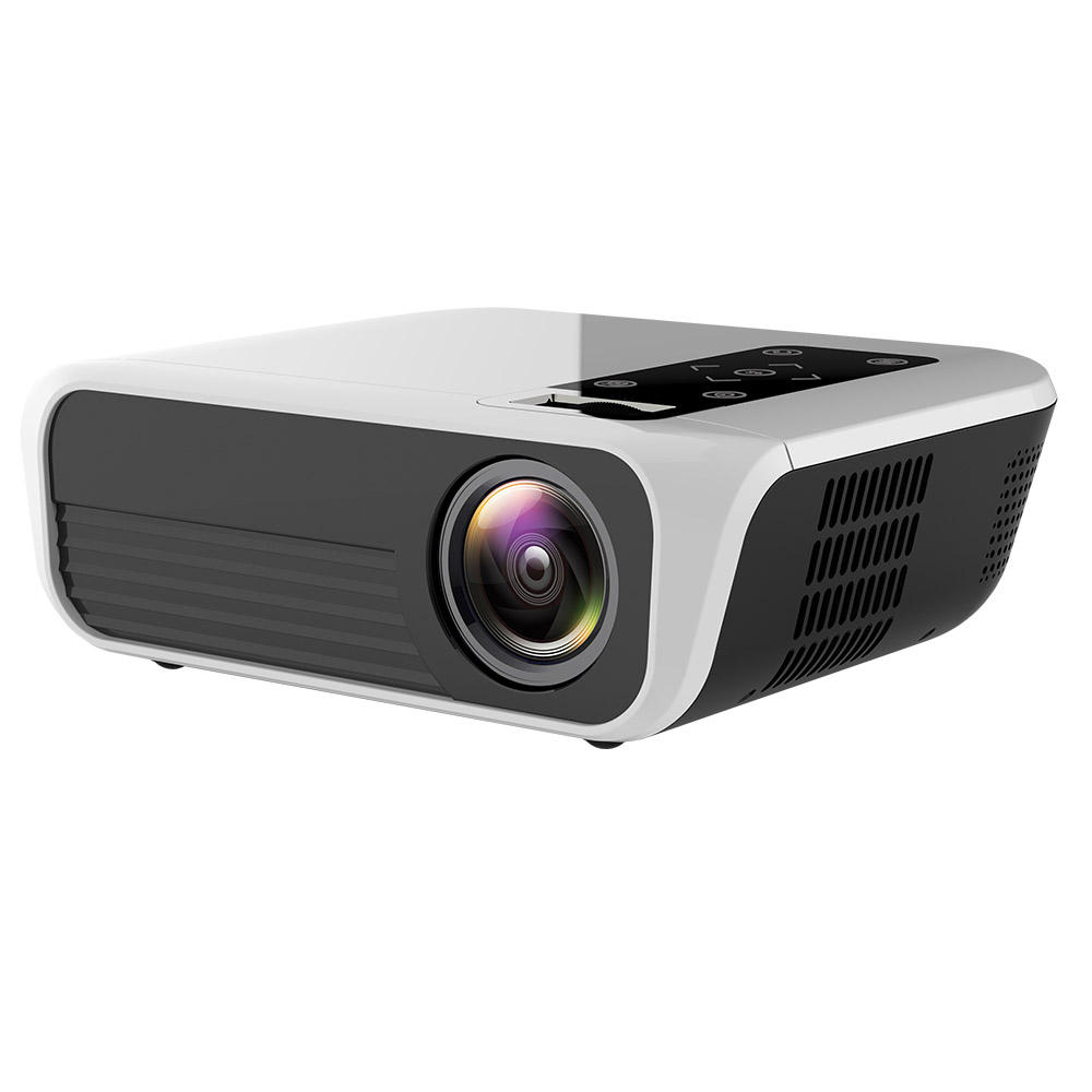 TOPRECIS T8 Android Version 4500 Lumens 1080p Full HD 2G 16G LCD Home Theater projector фото