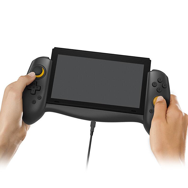 Dobe Tns 18133b1 Grip Handle Non Slip Bracket Holder Controller For Nintendo Switch Game Console Sale Banggood Com