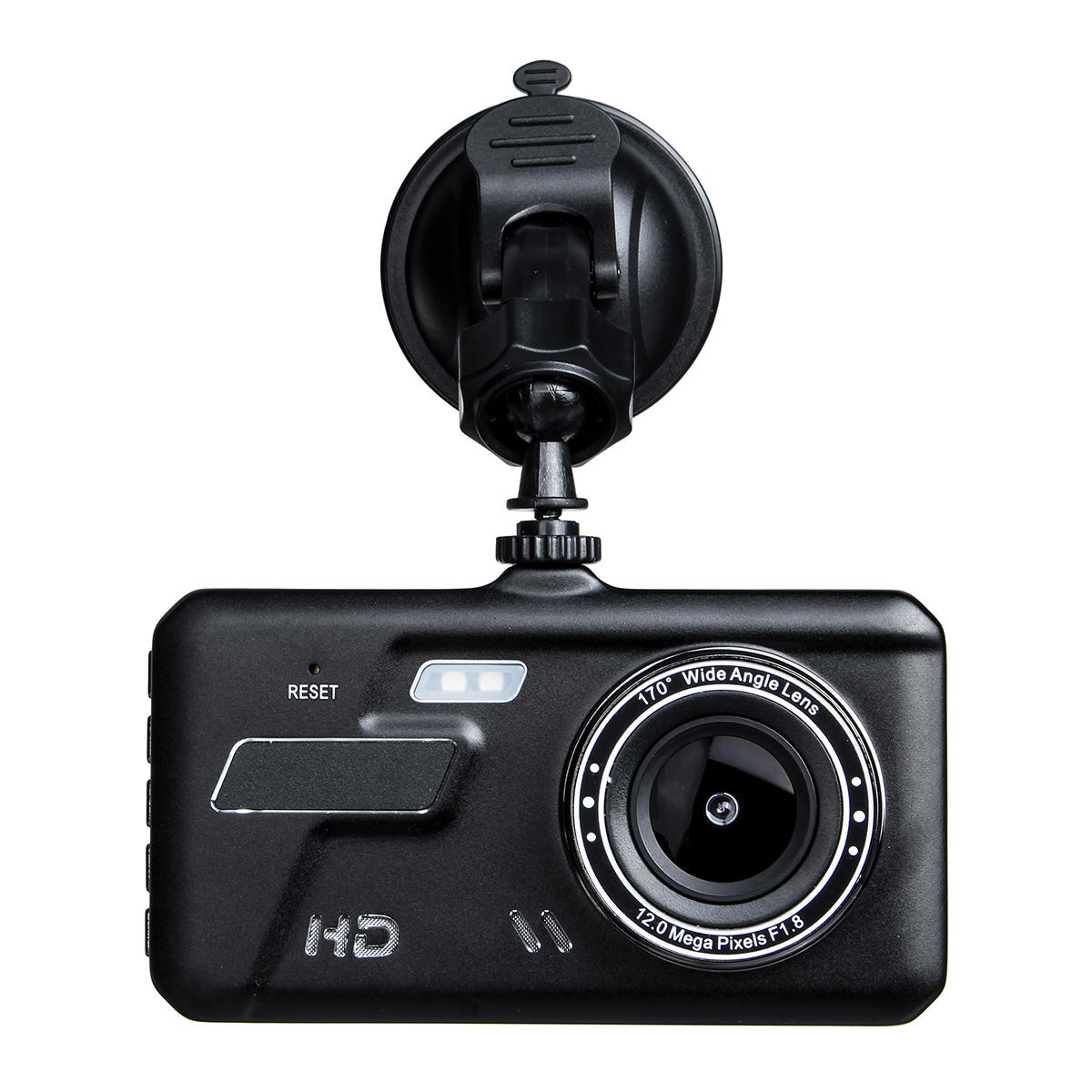 BT200 4 Inch 1080P Dual Lens 170 Degree Car DVR Camera