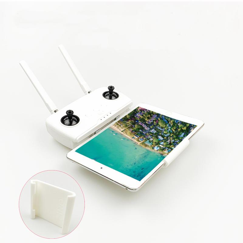 Mobile Phone Tablet Extended Extension Holder Bracket Mount Clip for Hubsan ZINO H117S Remote Controller