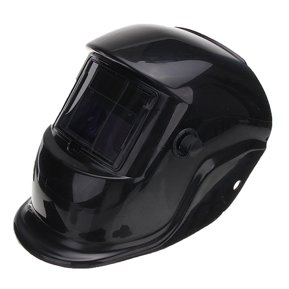 Solar Power Auto Darkening Welding Helmet Arc Grinding Weld Mask