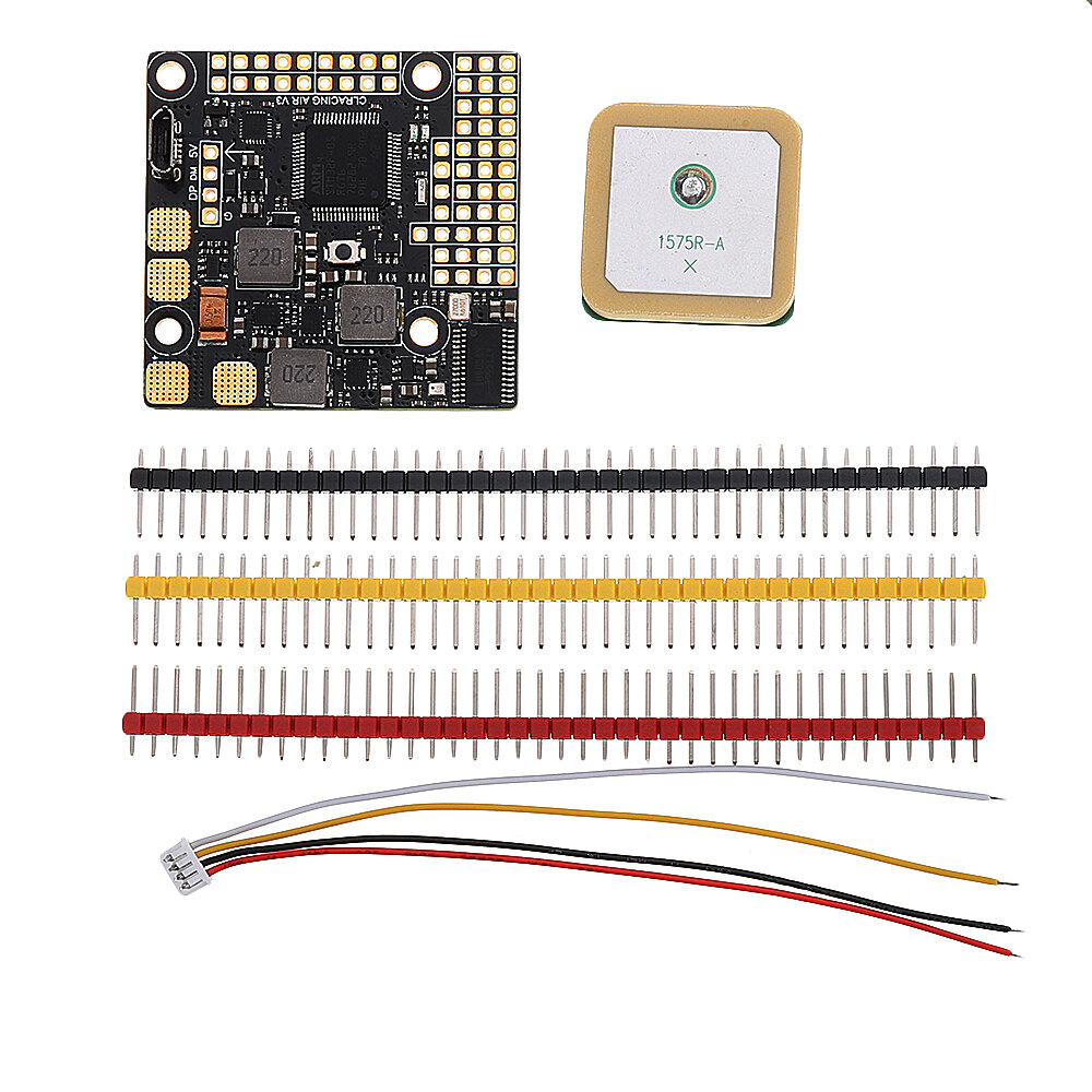CLRACINGF4 AIR V3 Flight Control Build in Betaflight OSD for Fixed Wing RC Airplane