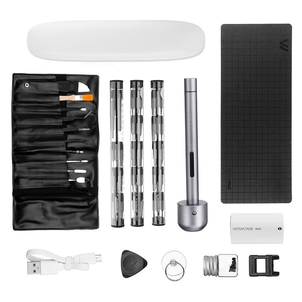 Śrubokręt elektryczny Xiaomi Wowstick 1+ Precision za $53.99 / ~206zł