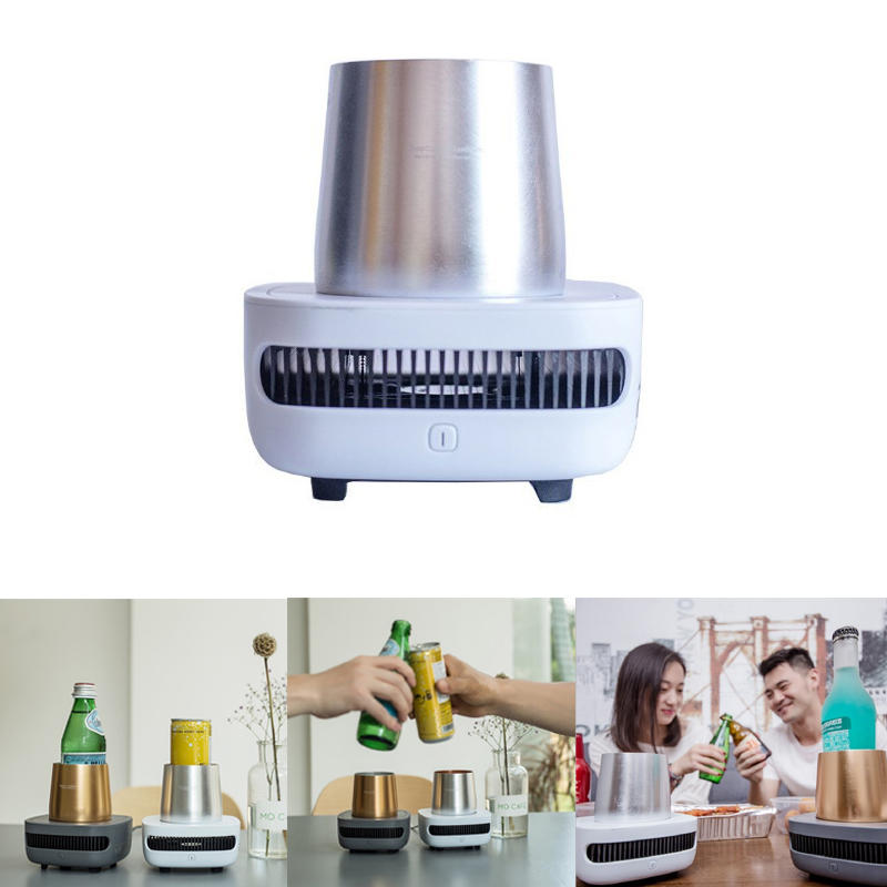 IPRee® 36W 350ml Smart Electric Fast Cooling Cup Cooler Cold Drink Machine DC 12V