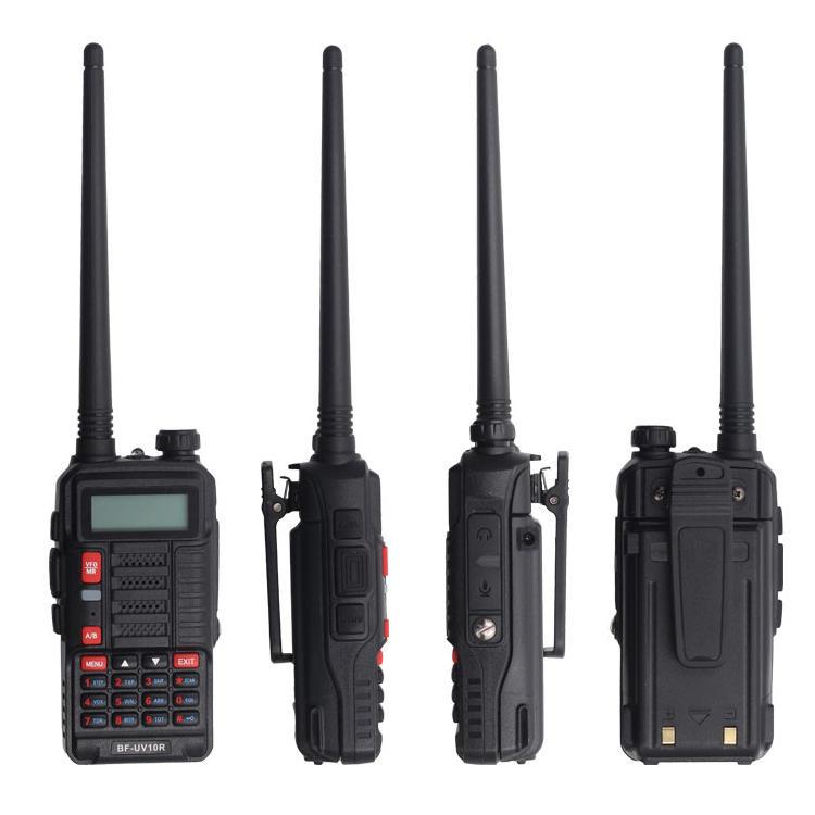 BAOFENG UV10R USB Charging Walkie Talkie 128 Channels Radio Walkie Talkie Civilian Intercom  - buy with discount