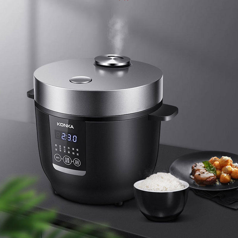 KONKA KRC-20ZS808 Intelligent Electric Rice Cooker 2L 24-hour Appointment for 2-3 Persons Home