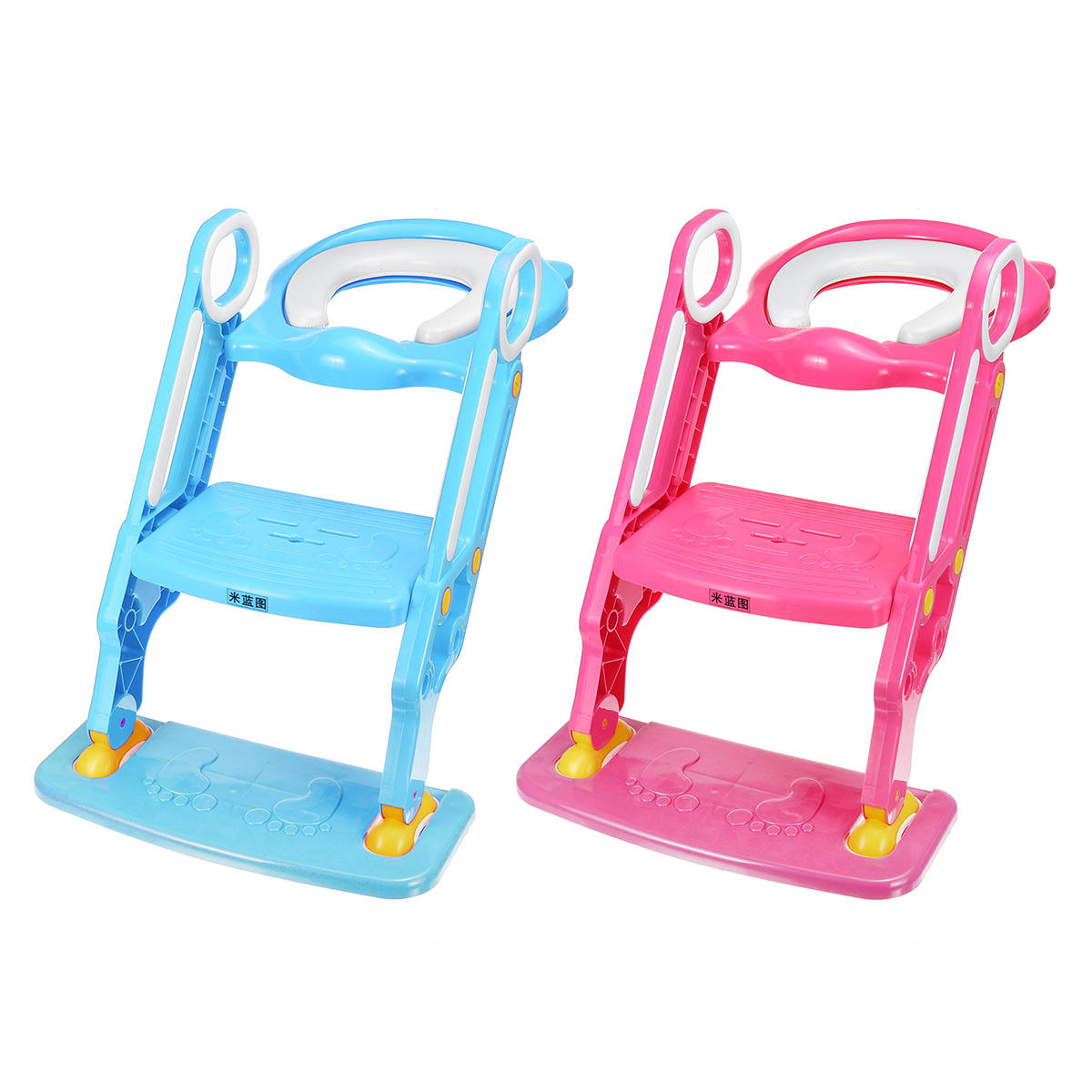 380*180*80 mm Auxiliary Toilet Ladder Kids Potty Training Seat