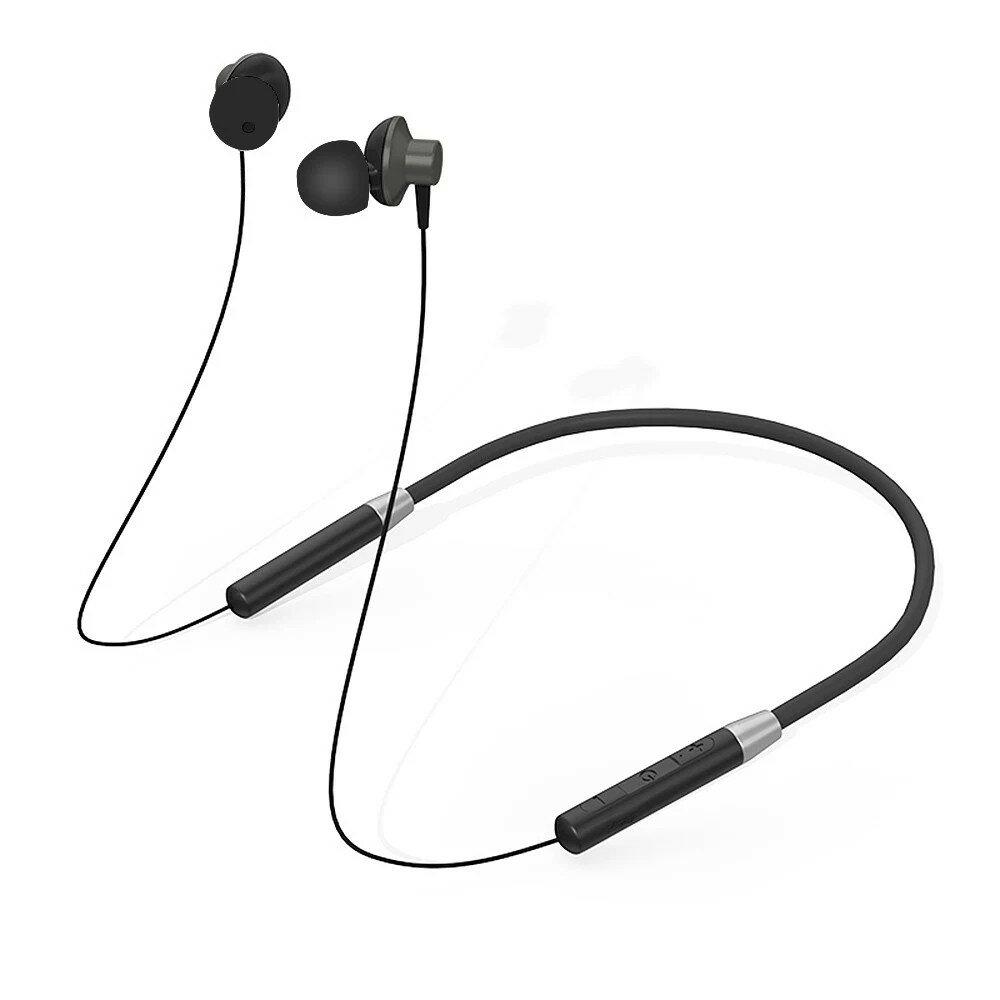 Cuffia magnetica bluetooth Lenovo cuffia IPX5 Wireless Wireless Sport Auricolare Cuffie con cancellazione del rumore con microfono