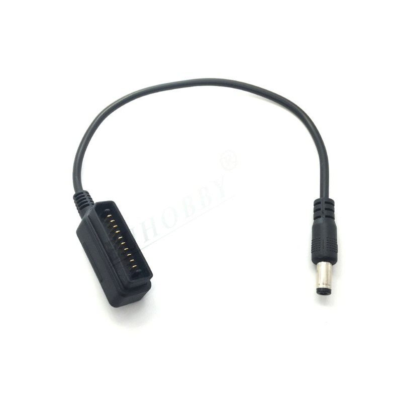 Charging Cable Transferring for 5.5*2.1CM DC Plug Compatible With IMAX B6/B6AC RC Quadcopter Parts for DJI Mavic 2/Pro/Air/PHANTOM4/Spark