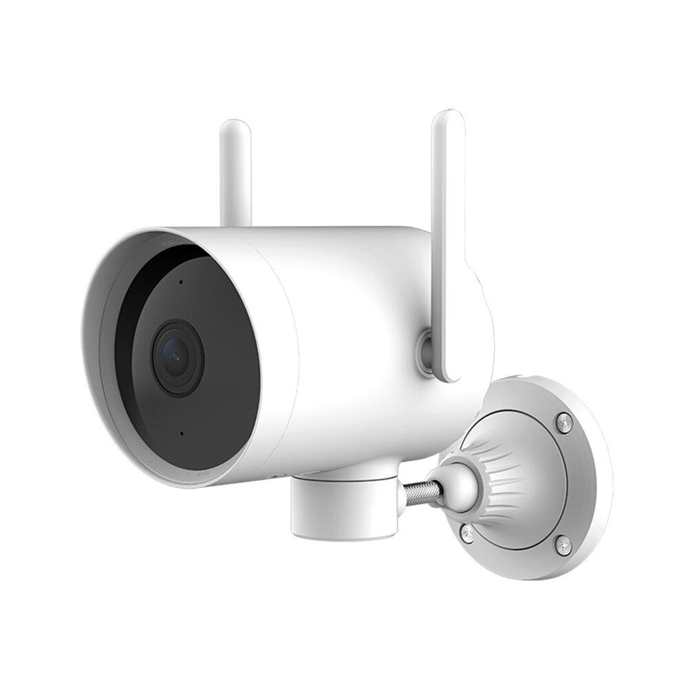 IMILAB N2 Từ hệ sinh thái Xiaomi 270 ° IP66 1080P Camera IP ngoài trời thông minh Phát hiện chuyển động con người IR Hỗ trợ tầm nhìn ban đêm 256G TF Card & Cloud Storage Security Monitor