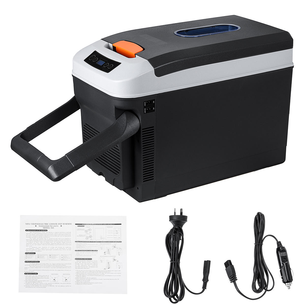 35L Portable Freezer Fridge Car Boat Caravan Home Cooler Refrigerator AU Plug фото