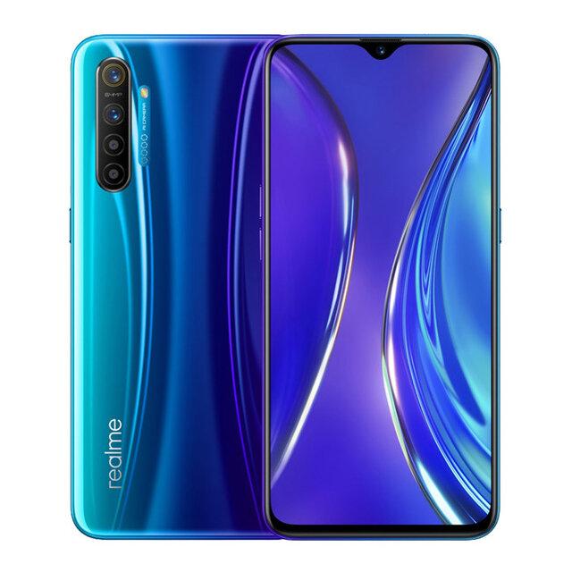 Realme X2 CN Version 6.4 inch FHD+ Super AMOLED NFC 4000mAh 64MP Quad Rear Cameras 6GB RAM 64GB ROM Snapdragon 730G Octa Core 2.2GHz 4G Smartphone