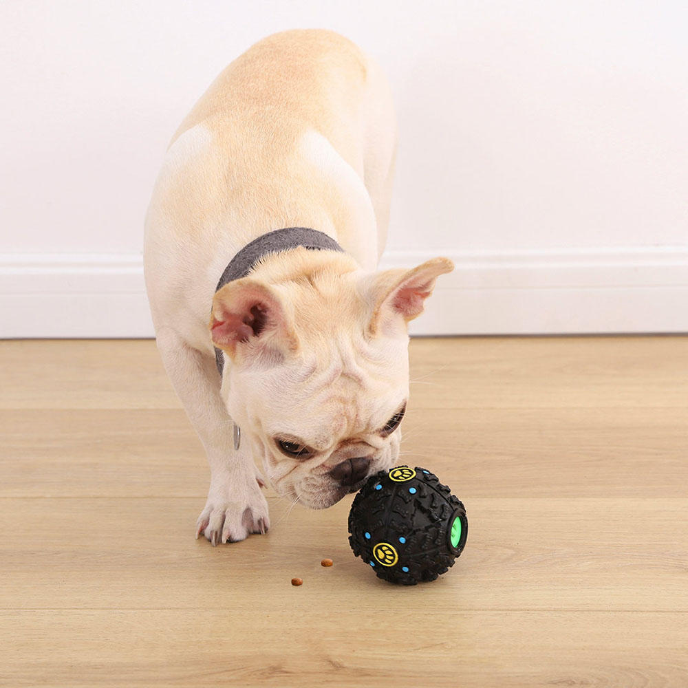 XiaoShouXing Pet Automatic Leaking Food Dog Vocal Ball From Xiaomi Youpin Stimulating Grinding Teeth Fun And Relaxing Pet Toys