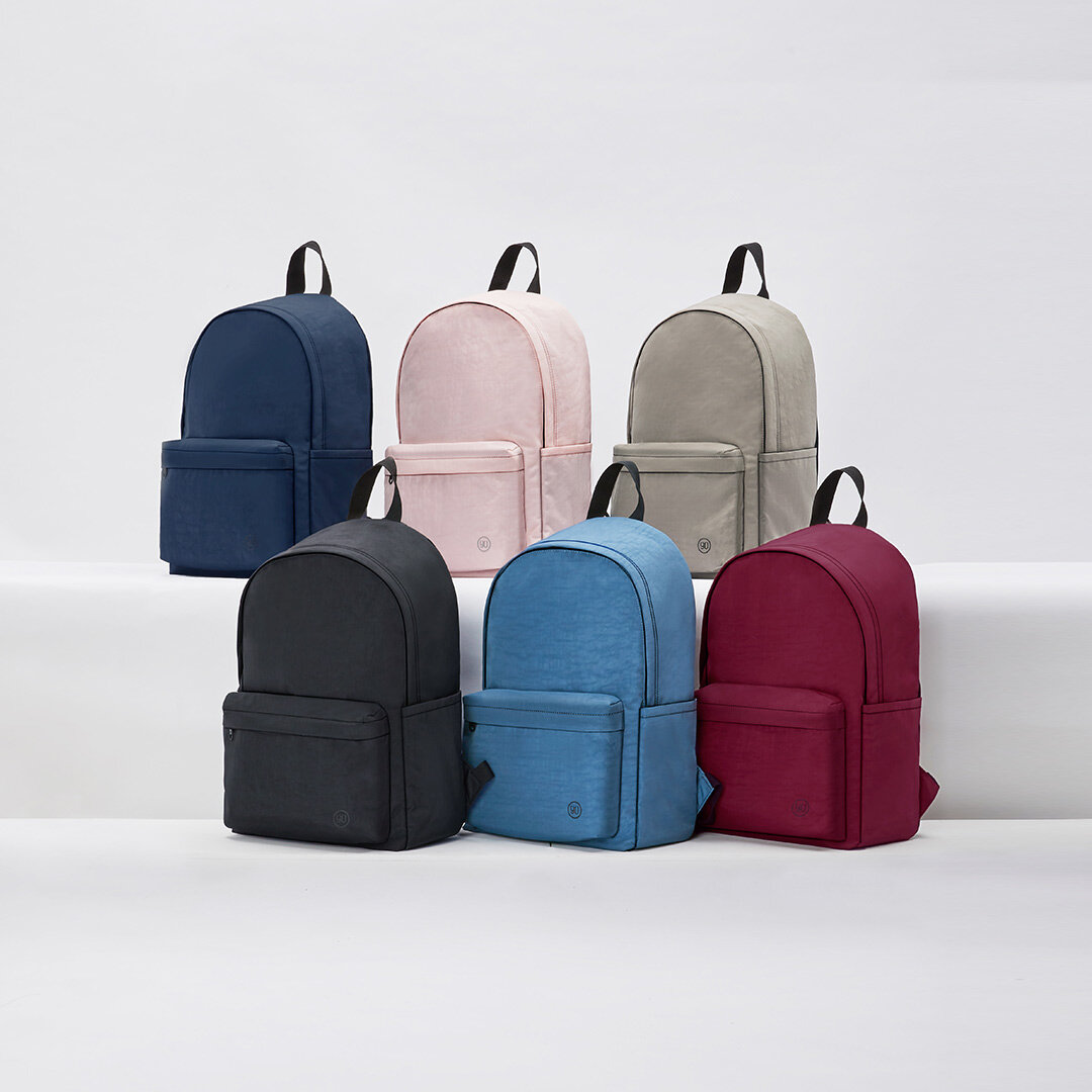 90 FUN Youth College Backpack Shoulder Laptop Bag from Xiaomi Youpin