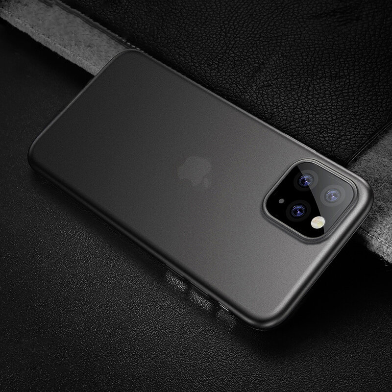 Cafele Ultra Thin Anti-scratch Matte Translucent TPU Protective Case for iPhone 11 Pro Max 6.5 inch