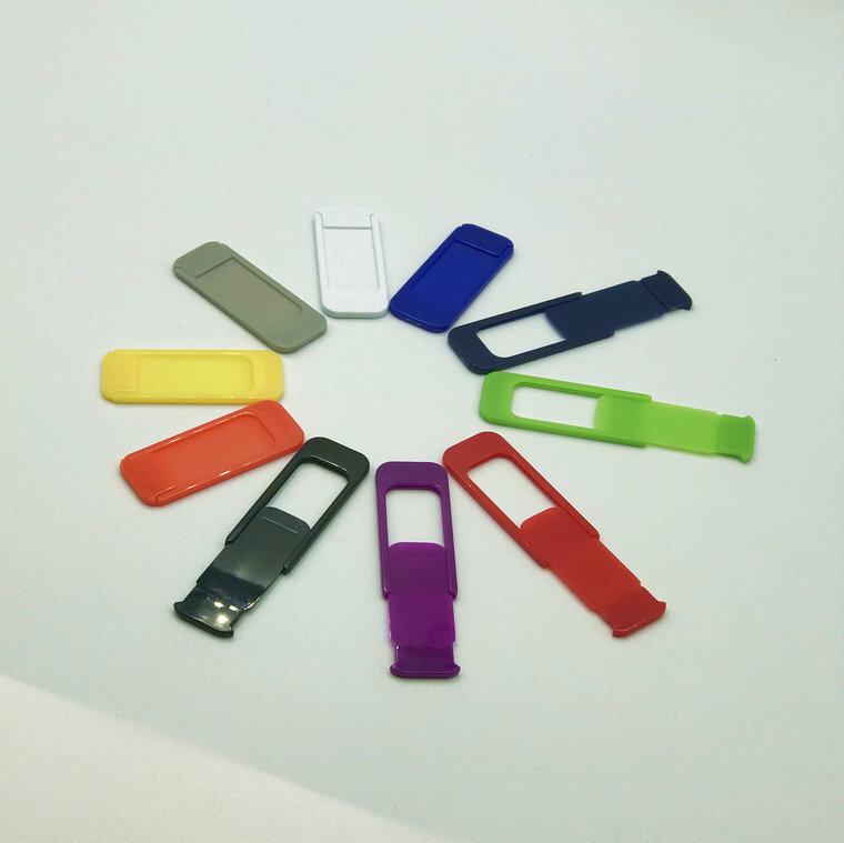 Webcam Cover Slider Camera Shield Privasi Cover Protect Sticker Untuk Laptop Phone Tablet Privacy Sticker