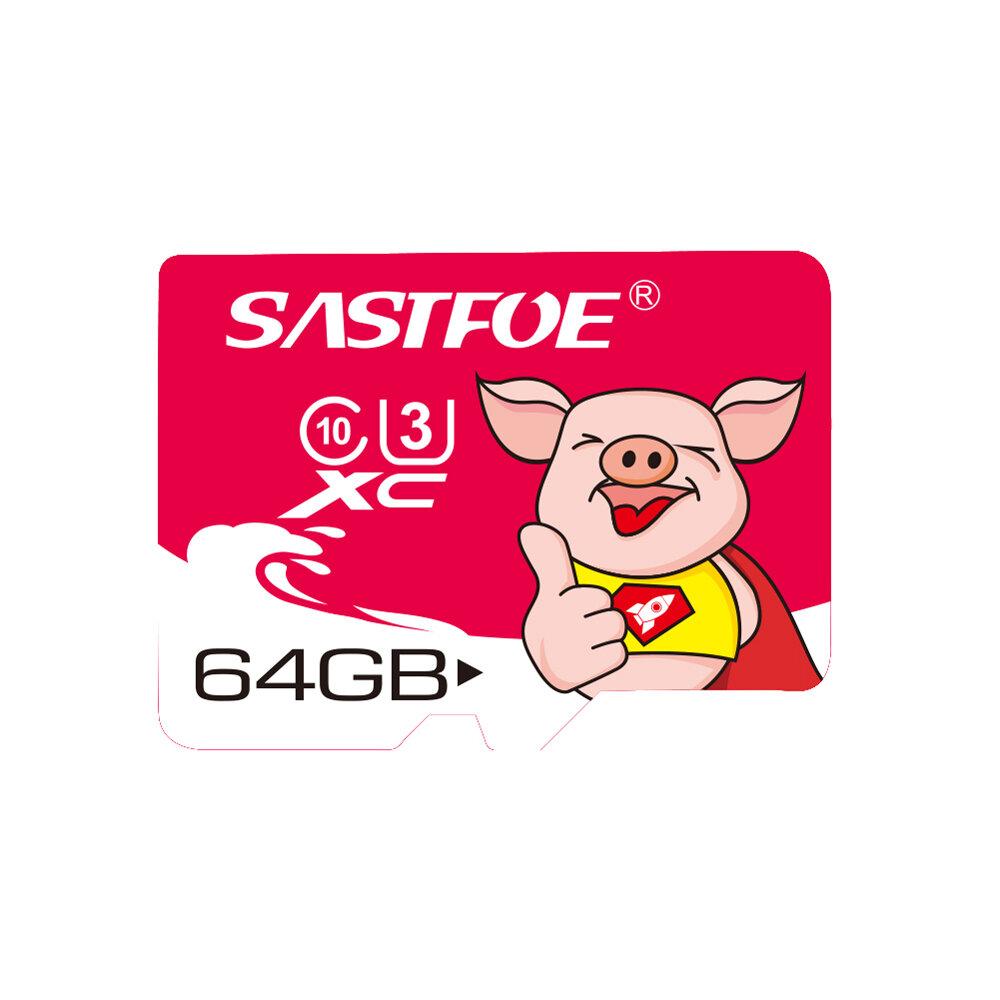 SASTFOE Year of the Pig Limited Edition U3 64GB TF Memory Card