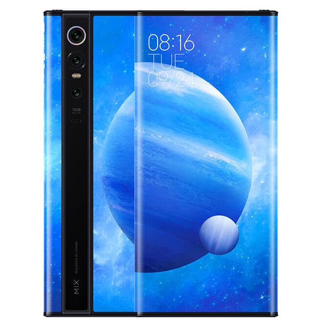 Xiaomi Mi MIX Alpha 7.92 inch 108MP Triple Camera 40W Fast Charge 12GB 512GB Snapdragon 855 Plus Octa core 5G Smartphone
