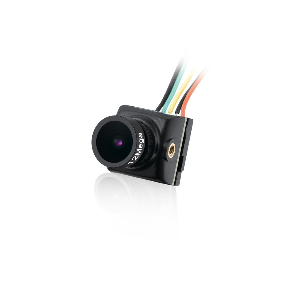 Caddx Kangaroo 1000TVL 2.1mm 12M 7G Glass Lens /2M 2.1mm Lens 16:9/4:3 Switchable Super WDR 4ms Low Lantency FPV camera For RC Drone
