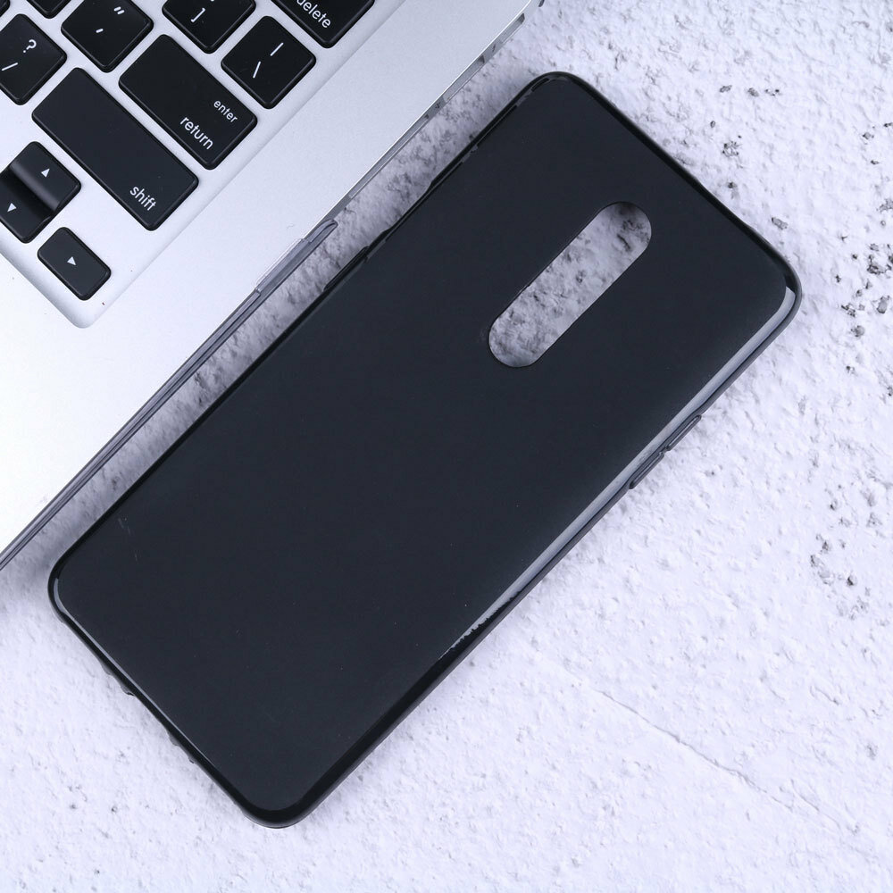 Bakeey OnePlus 7 Pro Pudding Frosted Anti-Scratch Soft TPU Back Cover Protective Case for OnePlus 7 Pro