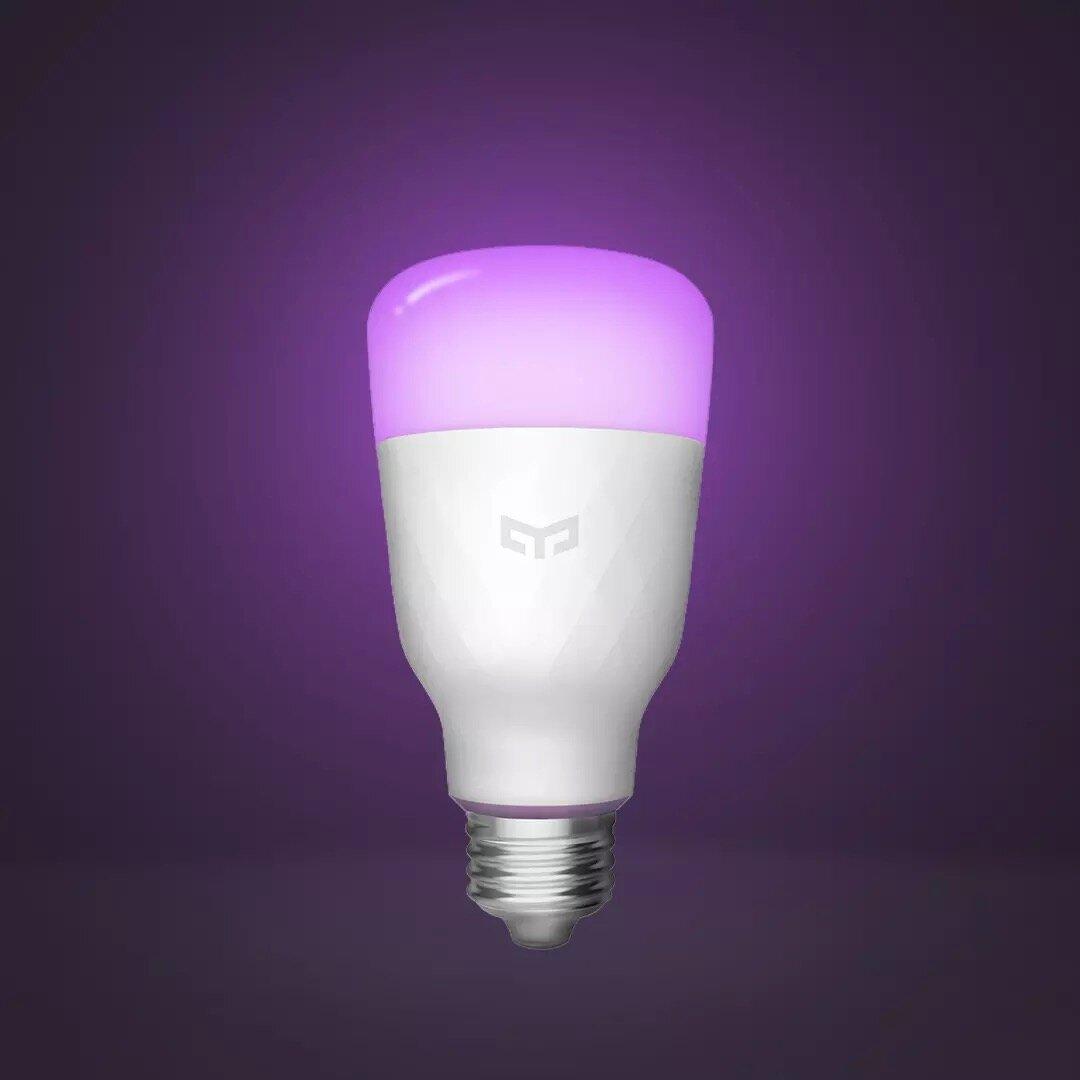 Yeelight 1S YLDP13YL 8.5W RBGW Smart LED Bulb Work With Homekit AC100-240V( Ecosystem Product)