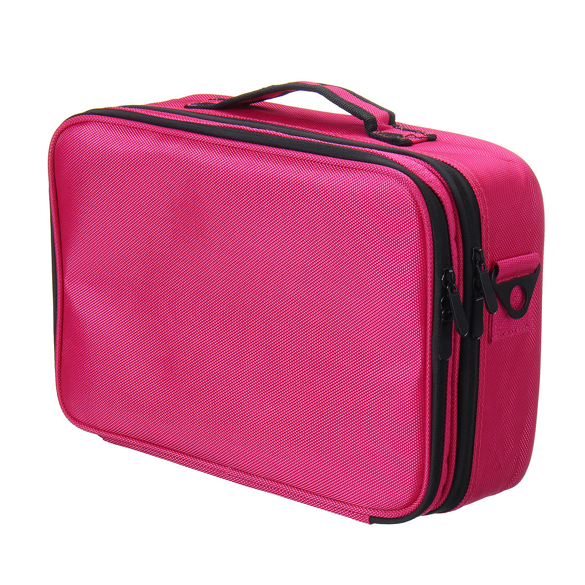 IPRee® 3 Sizes Women Fashion Oxford Cosmetic Bag Travel Makeup Organizer Professional Make Up Box Cosmetics Pouch Bags