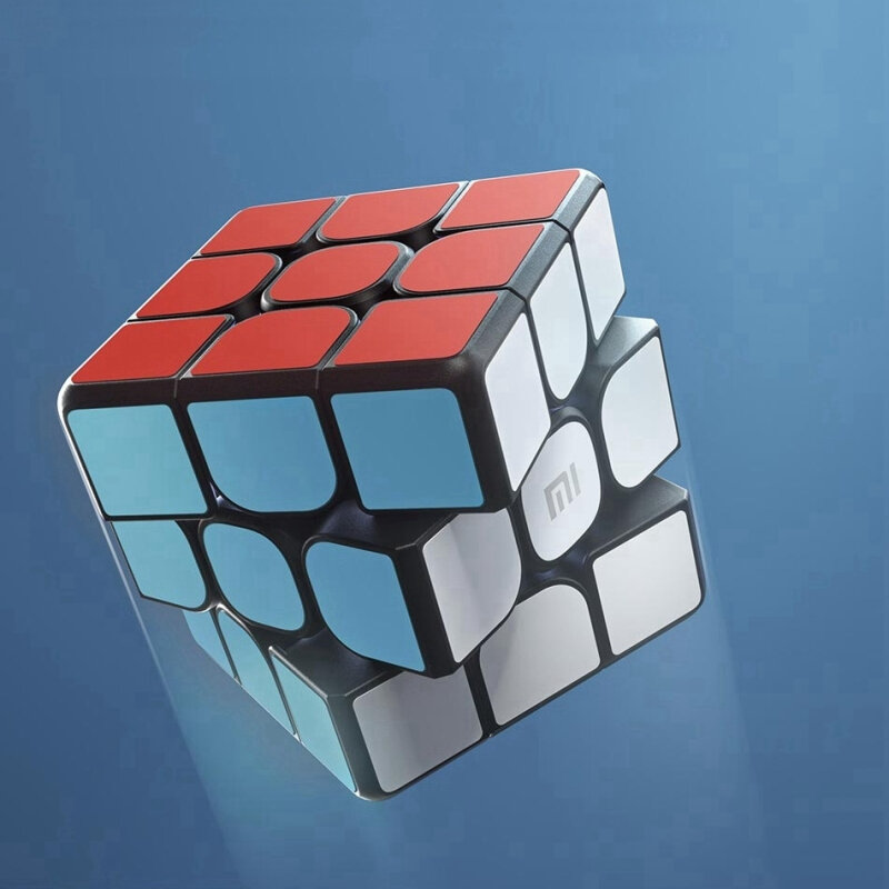 Original Xiaomi Magnetic Cube 3x3x3 Square Magic Cube Puzzle Science Education Toy Home Entertainments